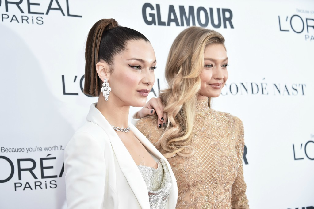 Gigi Hadid Poses Naked For Shoe Ad, Covers British Vogue
