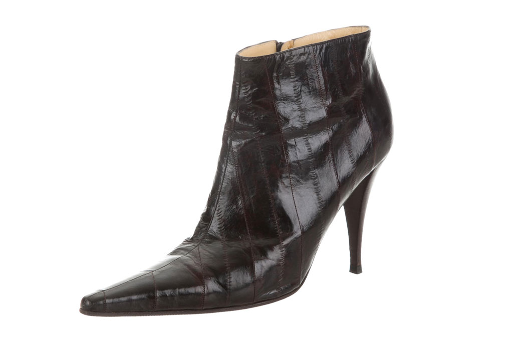 Giuseppe Zanotti pointed-toe ankle-boots