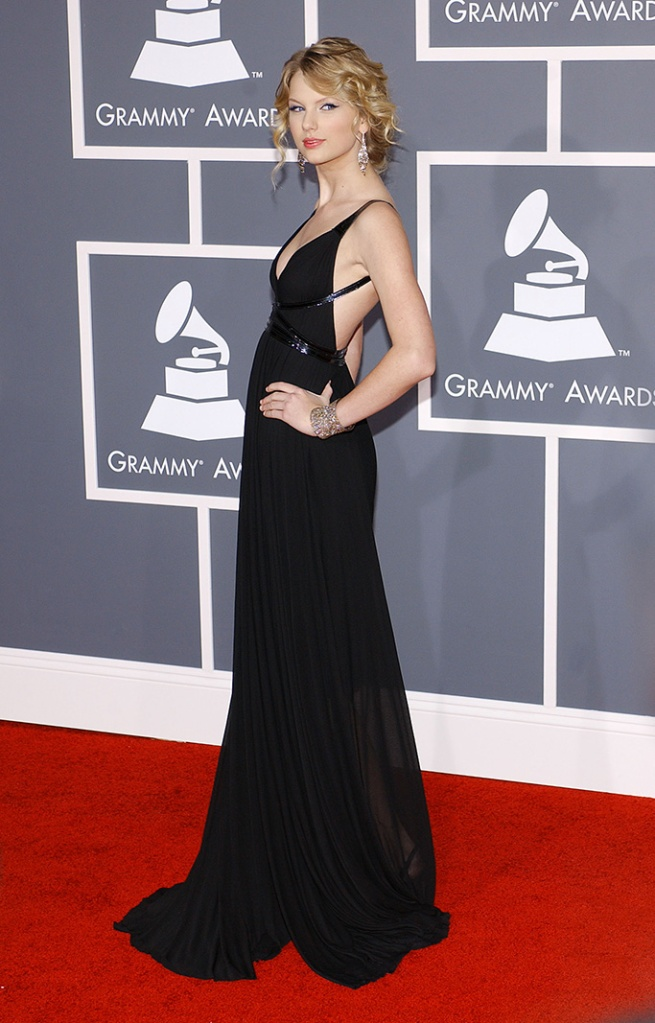 Taylor Swift51st Annual Grammy Awards, arrivals, the Staples Center, Los Angeles, America - 08 Feb 2009