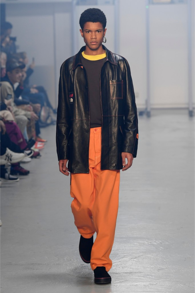 Heron Preston fall '19.