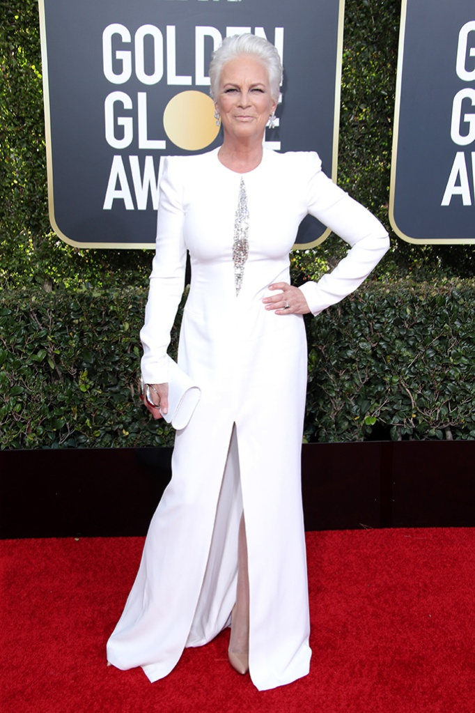 Jamie Lee Curtis76th Annual Golden Globe Awards, Arrivals, Los Angeles, USA - 06 Jan 2019