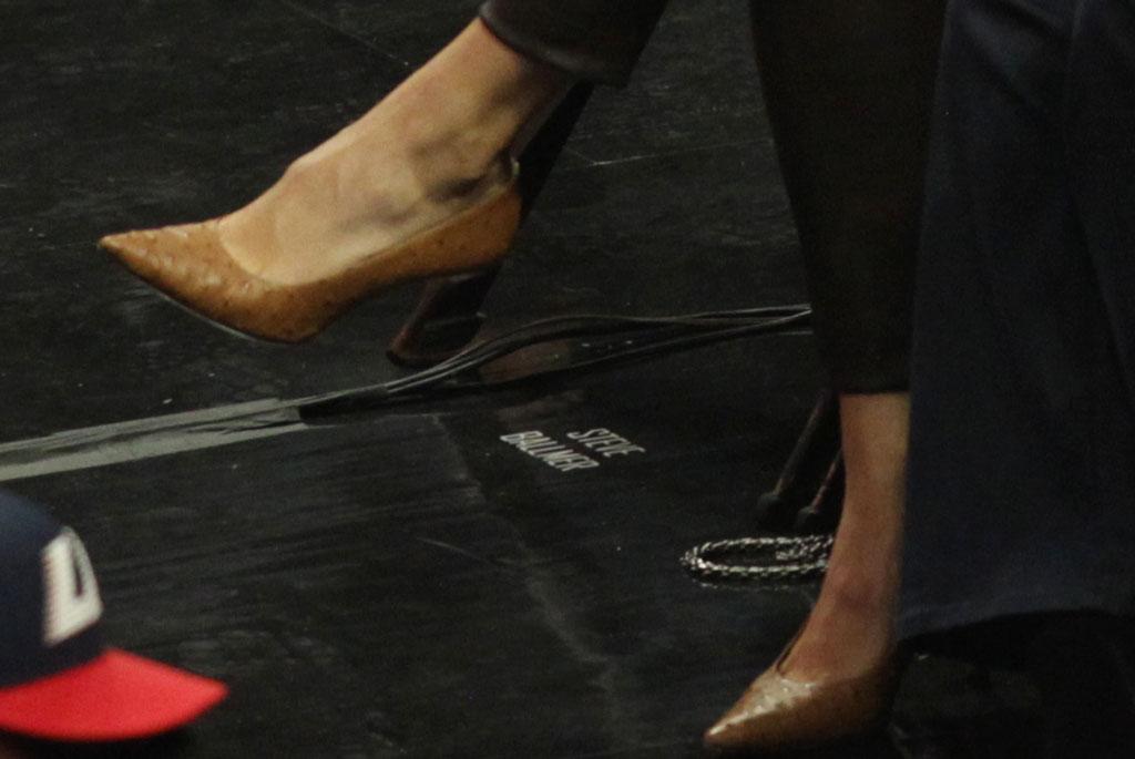 jennifer garner, high heels, shoe shot, celebrity shoe style