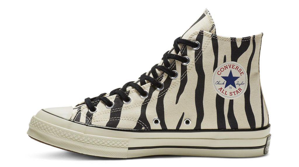Converse Chuck 70 'Print' Pack Zebra