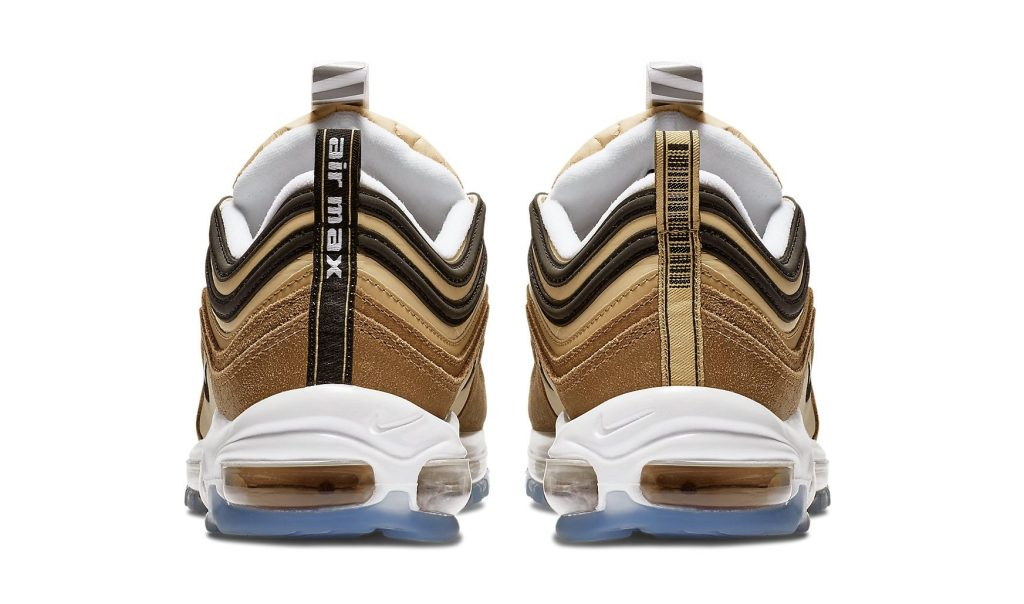 Nike Air Max 97 'Unboxed' Heel