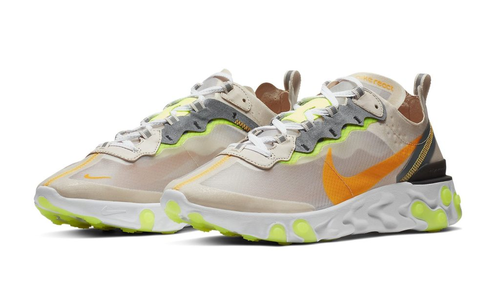 Nike React Element 87 'Touch of Lime'