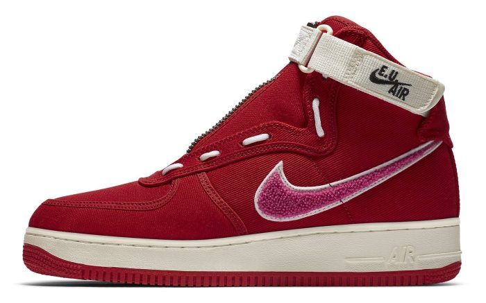 Emotionally Unavailable x Nike Air Force 1 High Lateral