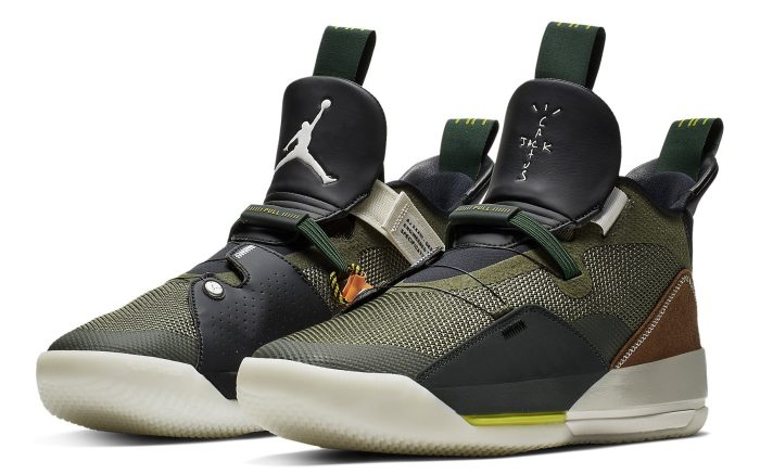 Travis Scott x Air Jordan 33 'Cactus Jack'
