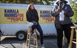 Kamala Harris Style Evolution