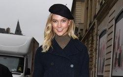 Karlie Kloss, paris, paris fashion week