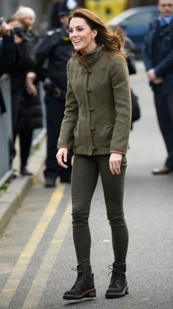 kate middleton, see by chloé, boots