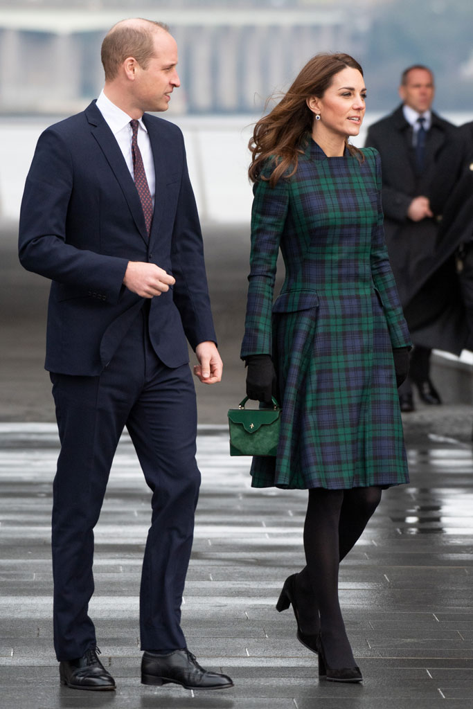 Kate Middleton, Prince William, Dundee, Scotland, celebrity style, alexander mcqueen