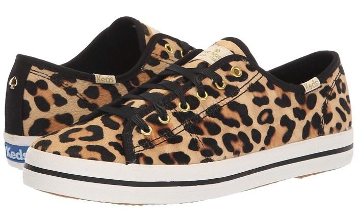 Keds x Kate Spade New YorkKickstart KS Leopard