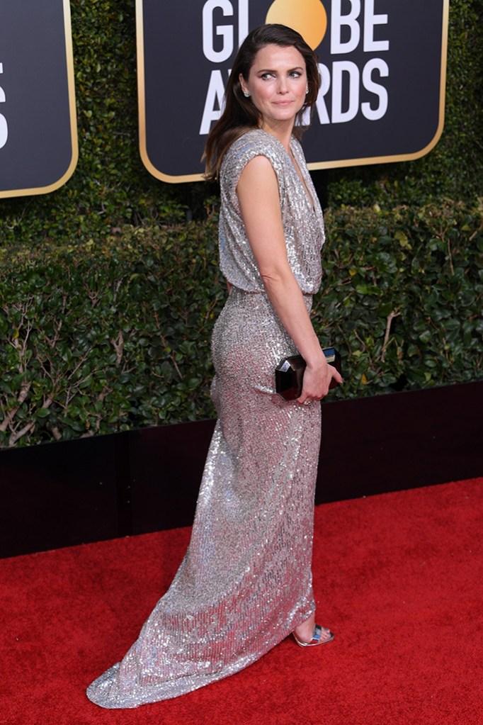 Keri Russell76th Annual Golden Globe Awards, Arrivals, Los Angeles, USA - 06 Jan 2019