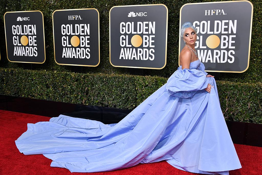Lady Gaga76th Annual Golden Globe Awards, Arrivals, Los Angeles, USA - 06 Jan 2019