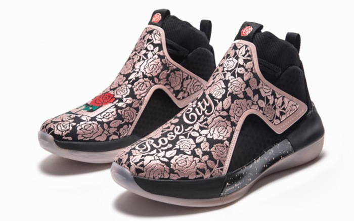 "Li-Ning ""Rose City"" YuShuai 12"