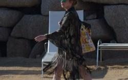 Lindsay Lohan's Beach Style Through the Years
