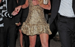 Lindsay Lohan's Party Style Evolution