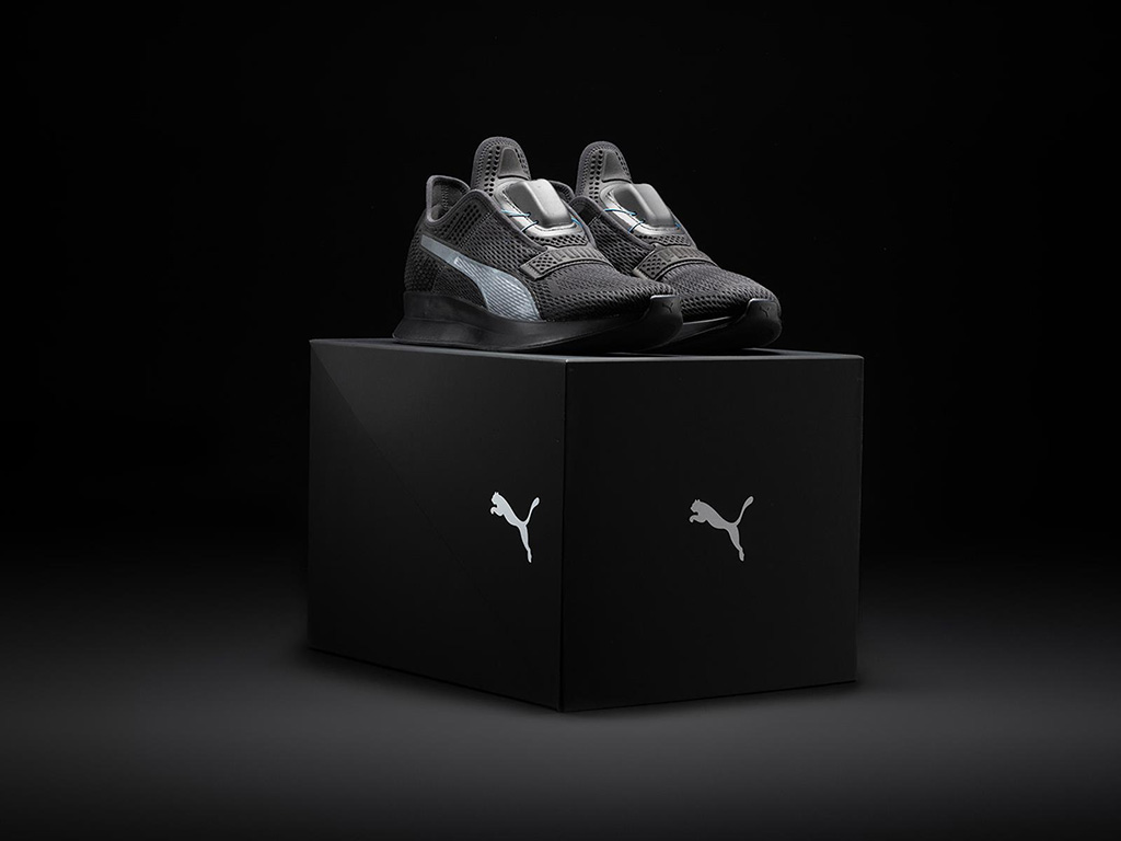 Puma Fi Self-Lacing Shoes: How You Can