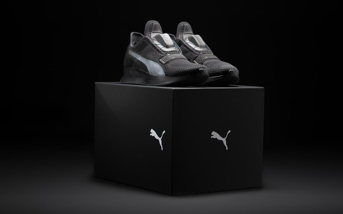 Puma self-lacing sneaker, Puma Fi sneaker