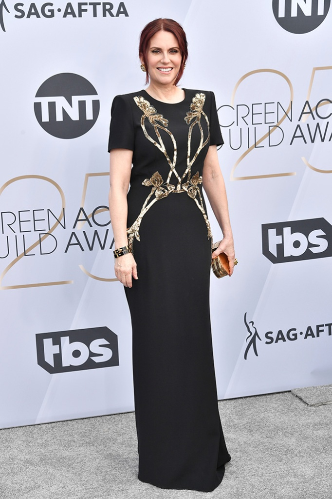 Megan Mullally25th Annual Screen Actors Guild Awards, Arrivals, Los Angeles, USA - 27 Jan 2019