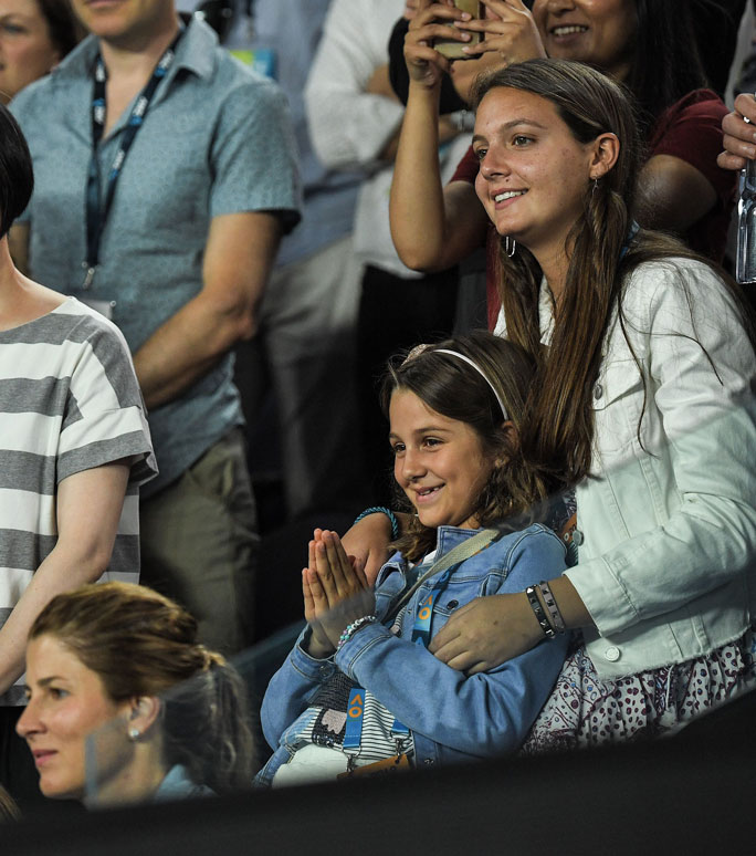 Mirka Federer, roger federer, wife, daughter