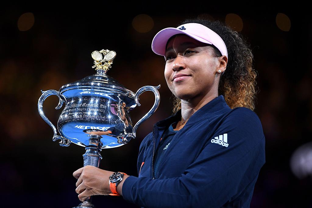 Naomi Osaka Tennis Australian Open 2019, Melbourne, Australia - 26 Jan 2019