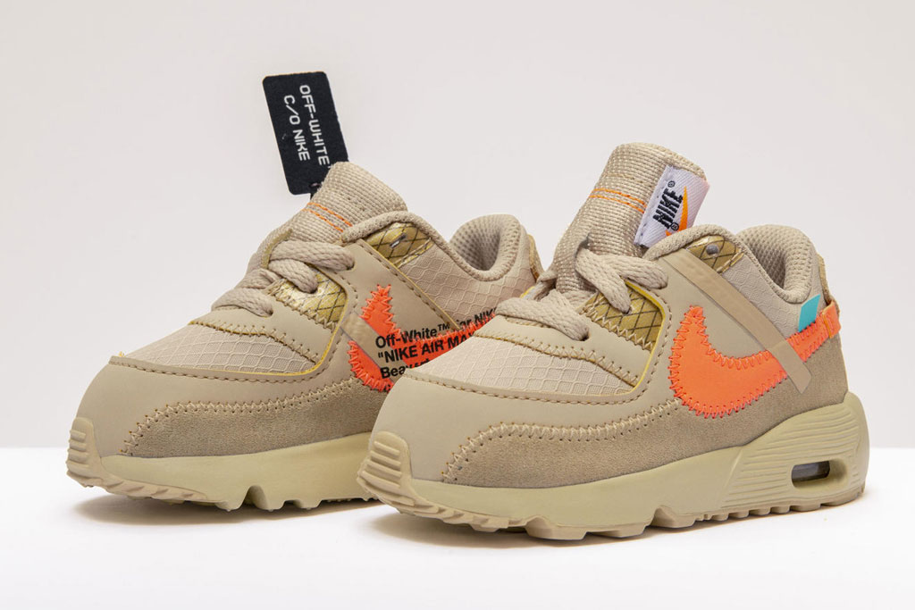 off white shoes for kids