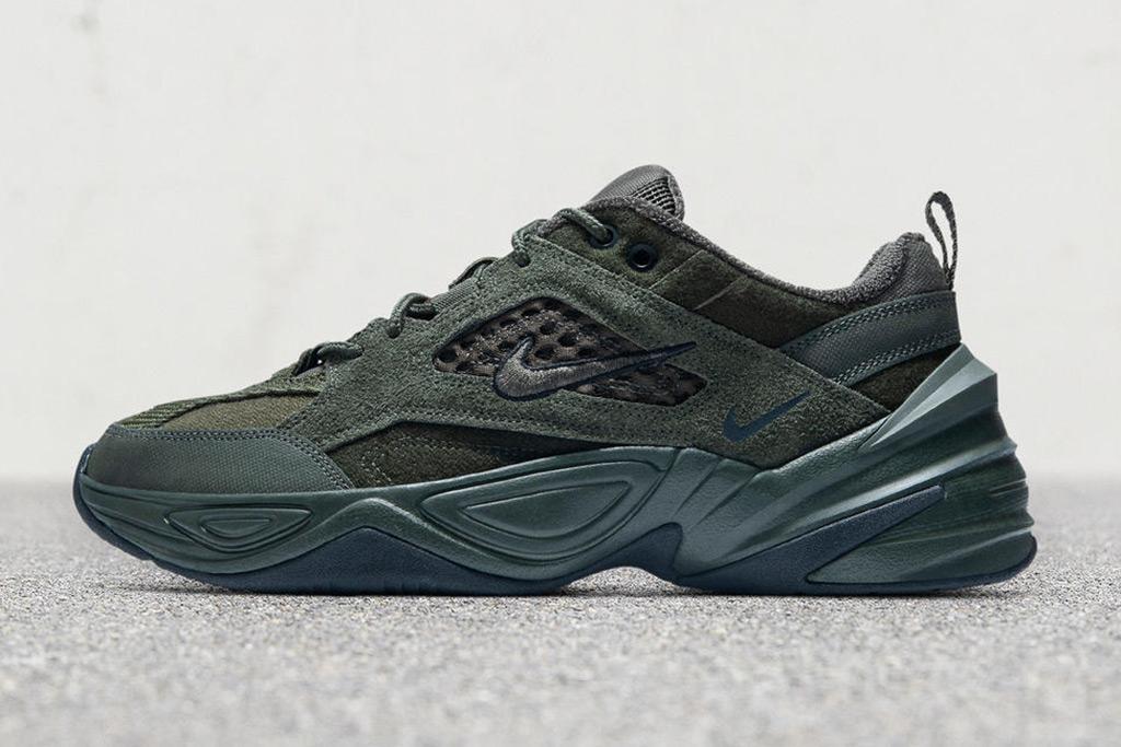 "Nike M2K Tekno ""Rich Olive"""