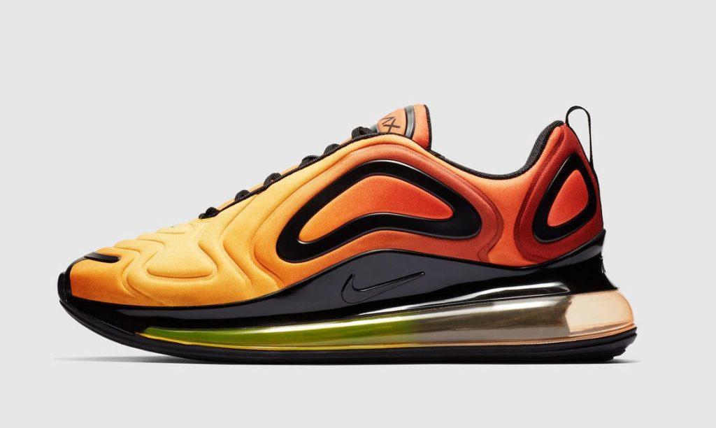 Nike Air Max 720 Sunrise