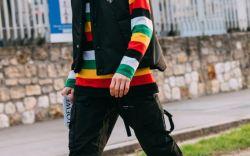 Paris Fashion Week Men's Street Style