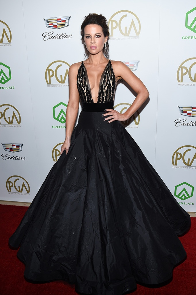 Kate Beckinsale30th Annual Producers Guild Awards, Arrivals, The Beverly Hilton, Los Angeles, USA - 19 Jan 2019