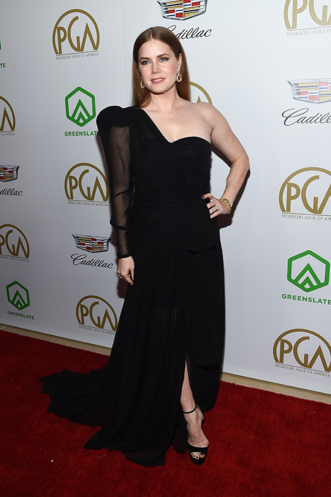 Amy Adams30th Annual Producers Guild Awards, Arrivals, The Beverly Hilton, Los Angeles, USA - 19 Jan 2019