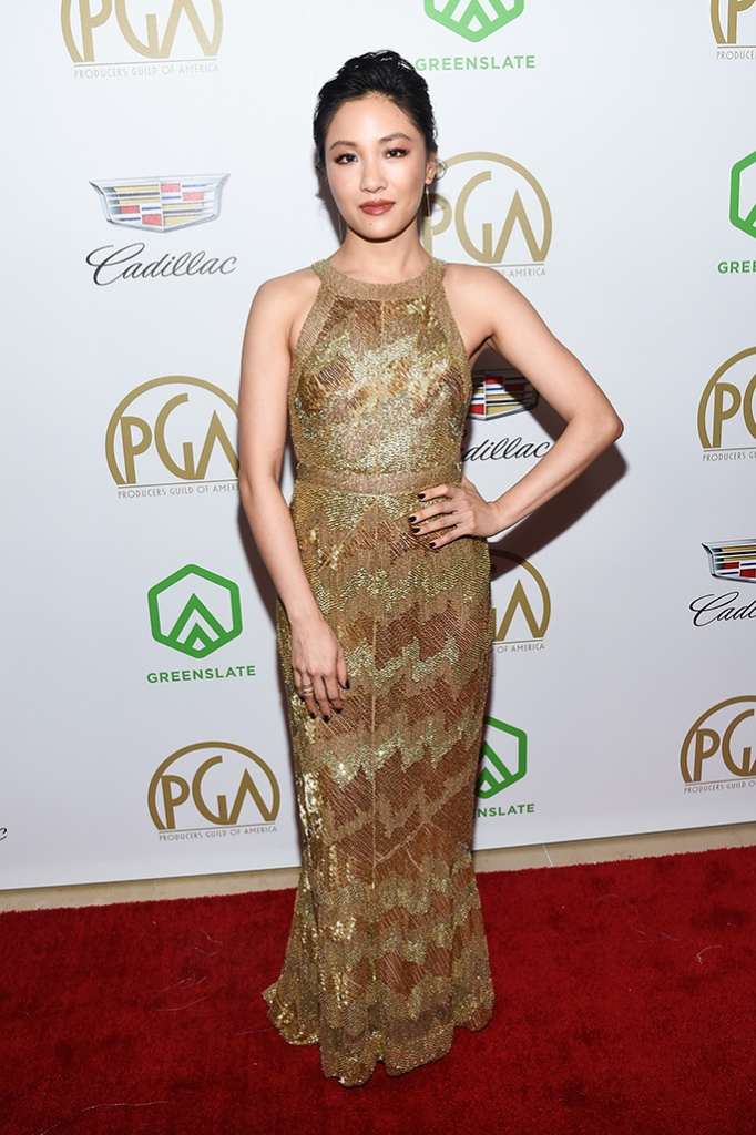 Constance Wu30th Annual Producers Guild Awards, Arrivals, The Beverly Hilton, Los Angeles, USA - 19 Jan 2019
