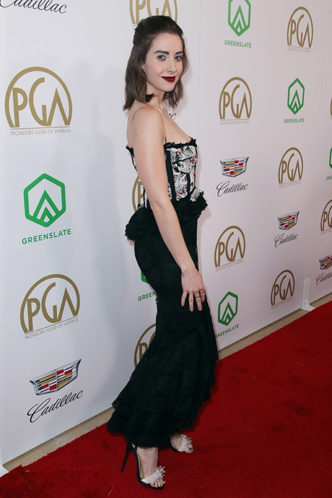 Alison Brie30th Annual Producers Guild Awards, Los Angeles, USA - 19 Jan 2019