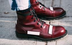 Marni boots Pitti Uomo