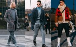 Pitti Uomo street style fall 2019