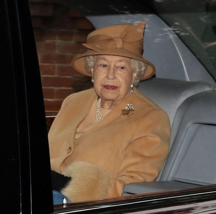 queen elizabeth ii, sandringham