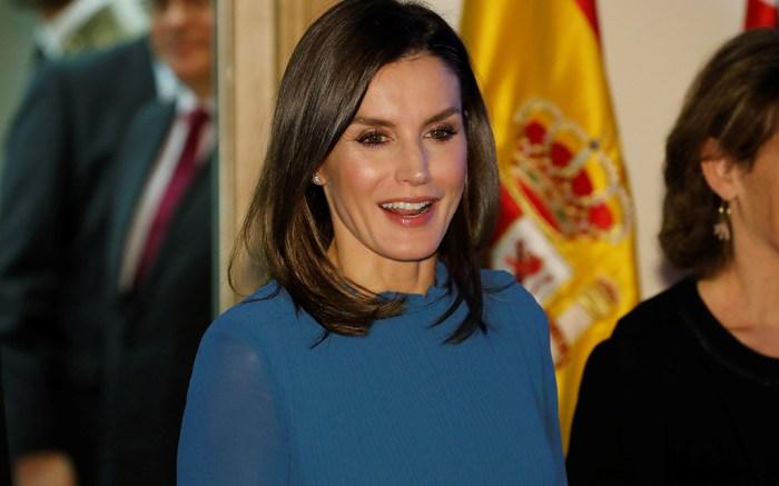 Queen Letizia attends Iberdrola Master Grants handover ceremony, Madrid, Spain – 31 Jan 2019