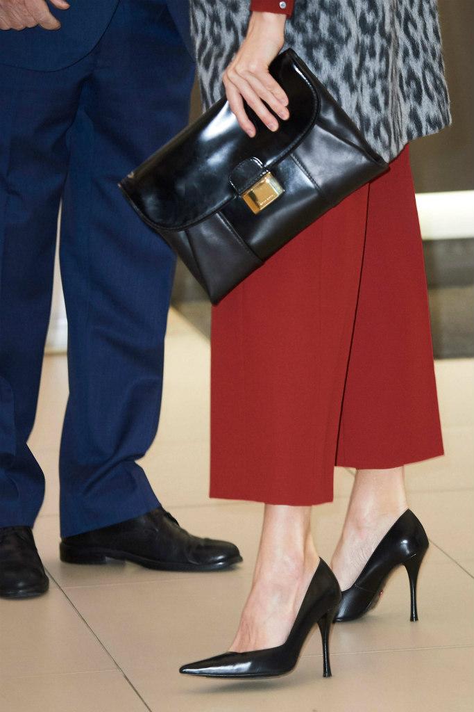 queen letizia, magrit shoes