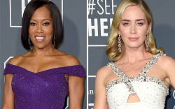 regina king, emily blunt, critics choice