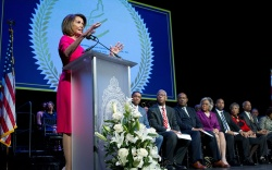 House Minority Leader Nancy Pelosi, D-Calif.,