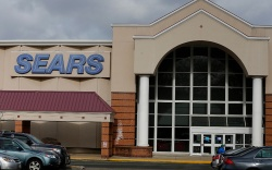A Sears department store in Saugus,