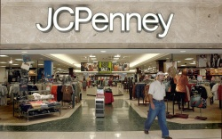 JCPENNEY A J.C. Penney store is