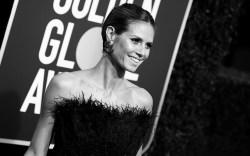 Heidi Klum 75th Annual Golden Globe