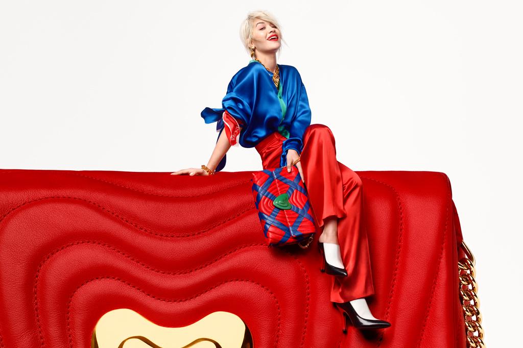 Rita Ora Escada Spring 2019 Campaign