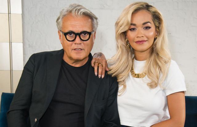 Giuseppe Zanotti & Rita Ora