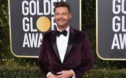 Ryan Seacrest, golden globes awards