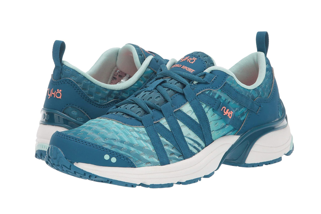 ryka hydro sport, best aerobics shoes for women