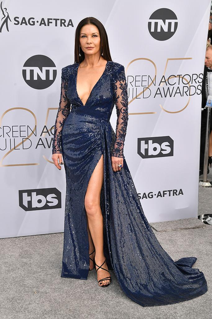 Catherine Zeta-Jones, sag awards