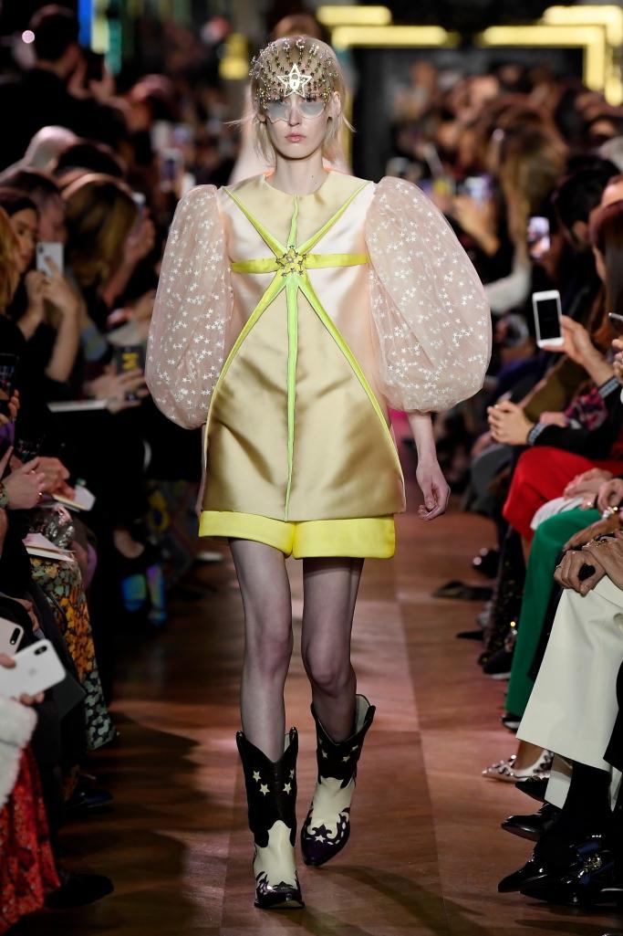 Schiaparelli couture spring 2019